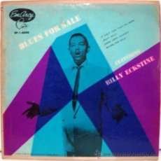Discos de vinilo: BILLY ECKSTINE - BLUES FOR SALE - EP EMARCY 1954 BPY. Lote 28627304