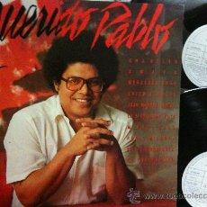 Discos de vinilo: 2LPS-QUERIDO PABLO-PABLO MILANES,DUETOS CON SERRAT,A.BELEN,M.RIOS,AUTE,ETC,-COMO NUEVO,MUY POCO USO . Lote 25766628