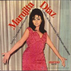 Discos de vinilo: EP-MARUJITA DIAZ-VERGARA 468-ED.ESPAÑOLA-1967. Lote 25772861