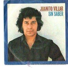 Discos de vinilo: DISCOS (JUANITO VILLAR). Lote 25778930