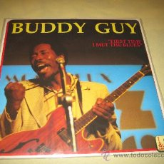 Discos de vinilo: BUDDY GUY - BLUES - ED. ITALIANA 1991. Lote 25799566