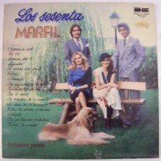Discos de vinilo: LP DE MARFIL LOS SESENTA. Lote 25789374