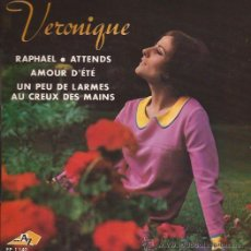 Discos de vinilo: EP-VERONIQUE-AZZ 1140-FRANCE. Lote 25811288