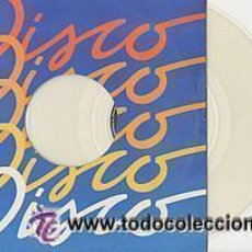 Discos de vinilo: MICHAEL JACKSON /JACKSON 5 / SHAKE YOUR BODY( DOWM TO THE GRAUD) VINILO TRANSPARENTE -COLOMBIA-. Lote 25812874