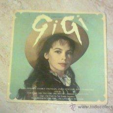 Discos de vinilo: EP - GIGI - TIMES SQUARE THEATRE ORCHESTRA-1965. Lote 27317110