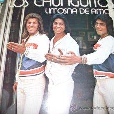 Discos de vinilo: LOS CHUNGUITOS LP LIMOSNA DE AMOR. Lote 27213623