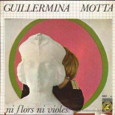 Discos de vinilo: EP-GUILLERMINA MOTA-CONCENTRIC 6026. Lote 25881927