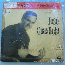 EP Jose Guardiola 1960 Vinilo Azul