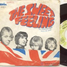 Discos de vinilo: SINGLE 45 RPM / THE SWEET FEELING ( THE BEATLES ) ALL TOGETHER NOW // EDITADO POR GERMINAL . Lote 25885961