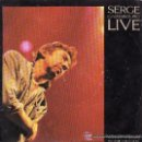 Discos de vinilo: SERGE GAINSBOURG - LIVE (SORRY ANGEL / BONNIE AND CLYDE) - 1986. Lote 27258651