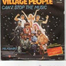 Discos de vinilo: SINGLE - VILLAGE PEOPLE -
