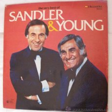 Discos de vinilo: DOBLE LP DE THE VERY BEST OF SANDLER & YOUNG. Lote 27642899