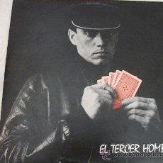 Discos de vinilo: EL TERCER HOMBRE / 45 RPM / 1985 DRO / MAXI-SINGLE. Lote 27407068