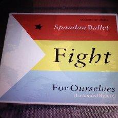 Disques de vinyle: 12 - MAXI. SPANDAU BALLET FIGHT. Lote 25930671