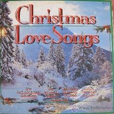 Discos de vinilo: LP - CHRISTMAS LOVE SONGS - VARIOS - DOBLE DISCO, EDICION HOLANDESA, ARCADE RECORDS 1986. Lote 25931346