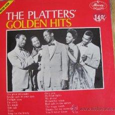 Discos de vinil: LP - THE PLATTERS - GOLDEN HITS - EDICION HOLANDESA, MERCURY RECORDS SIN FECHA. Lote 25932512