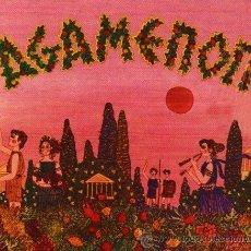 Discos de vinilo: AGAMENON - AGAMENON ( VINILO REEDICION GUERSSEN RECORDS ) ALBUM 1975. Lote 50238362