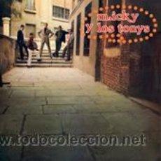 Discos de vinilo: MICKY Y LOS TONYS - RECOPILACIÓN DE SINGLES ( VINILO REEDICIÓN VINILISSIMO ) 1964-1970. Lote 25945259