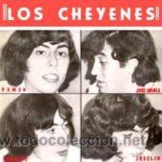 Discos de vinilo: LOS CHEYENES - LOS CHEYENES ( VINILO REEDICIÓN VINILISSIMO ) 60S BEAT, GARAGE, R&B. Lote 182871902
