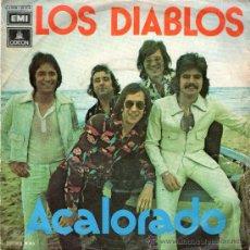 Discos de vinilo: SINGLE - LOS DIABLOS -