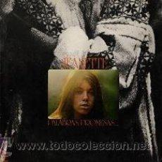 Discos de vinilo: LP JEANETTE: PALABRAS PROMESAS. Lote 27335484