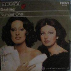 Discos de vinilo: BACCARA - DARLING. Lote 26002109