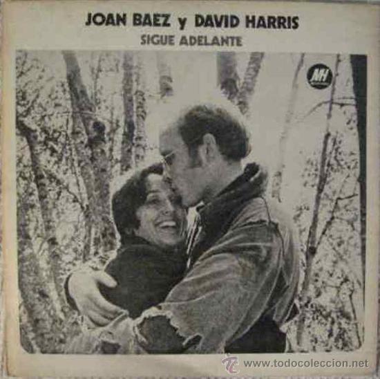LP ARGENTINO DE JOAN BAEZ AÑO 1971 COPIA PROMOCIONAL (Música - Discos - LP Vinilo - Country y Folk)