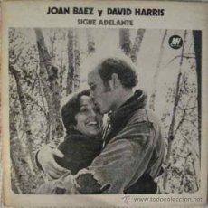 Discos de vinilo: LP ARGENTINO DE JOAN BAEZ AÑO 1971 COPIA PROMOCIONAL. Lote 27343654
