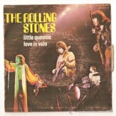 THE ROLLING STONES RARO SP
