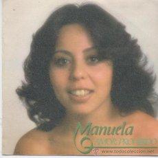 Dischi in vinile: MANUELA,AMOR PROHIBIDO DEL 82 PROMO. Lote 26076299