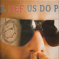 Discos de vinilo: DEF AMERICAN SLAYER,DANZIG. Lote 26083576