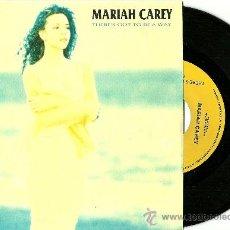 Discos de vinilo: MARIAH CAREY. THERE'S GOT TO BE A WAY (PROMO VINILO SINGLE 1990). Lote 36734597