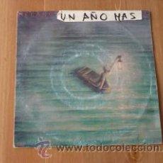 Discos de vinilo: MECANO. NATURALEZA MUERTA Y EL PEON DEL REY DE NEGRAS.ARIOLA 1991 (SINGLE 45 RPM). Lote 26153251