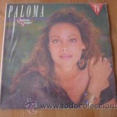 Discos de vinilo: PALOMA SAN BASILIO. QUIÉREME SIEMPRE. 1990. Lote 26175300