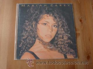 MARIAH CAREY. MARIAH CAREY. 1990 (Música - Discos - LP Vinilo - Pop - Rock Extranjero de los 90 a la actualidad)
