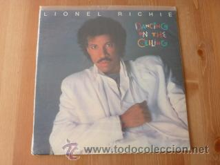 LIONEL RICHIE. DANCING IN THE CEILING. 1985 (Música - Discos - LP Vinilo - Pop - Rock Extranjero de los 90 a la actualidad)