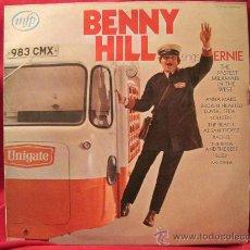 Discos de vinilo: LP-BENNY HILL-MFP 50040-UK-1971-COMO NUEVO. Lote 26121122