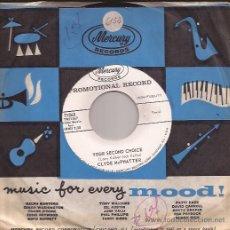 Discos de vinilo - SINGLE-CLYDE MCPHATTER-MERCURY 71868-USA-PROMO - 26121464