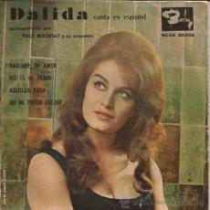Discos de vinilo: EP-DALIDA-BARCLAY-28302-ED.ESPAÑOLA. Lote 26126736