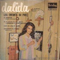 Discos de vinilo: EP-DALIDA-BARCLAY 28229-ED.ESPAÑOLA. Lote 26126771
