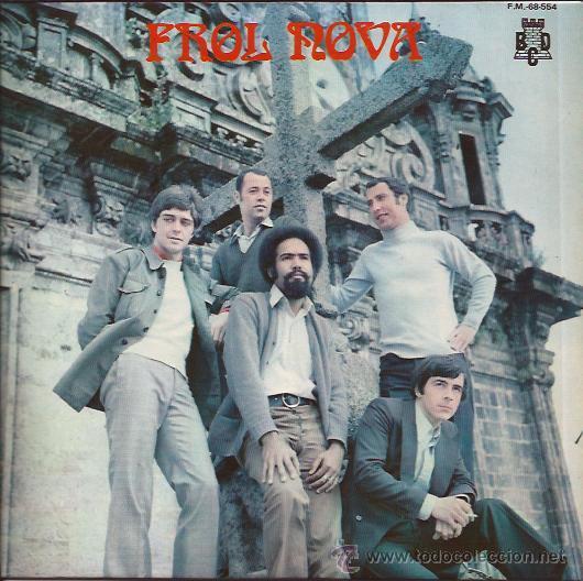 EP-FROL NOVA-BCD 68554-ED.ESPAÑOLA- (Música - Discos de Vinilo - EPs - Solistas Españoles de los 70 a la actualidad)
