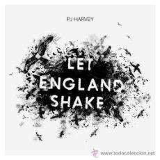 Discos de vinilo: LP P J HARVEY LET ENGLAND SHAKE VINILO. Lote 117273271