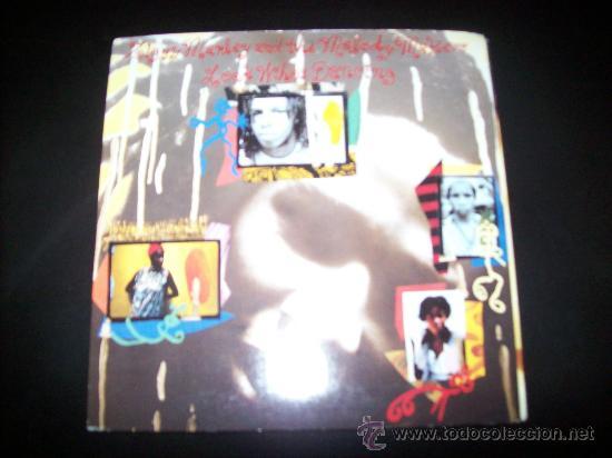 EP ZIGGY MARLEY AND THE MELODY MAKERS . LOOK WHO'S DANCING (Música - Discos de Vinilo - EPs - Reggae - Ska)
