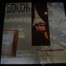 Discos de vinilo: EP ELTON JOHN.PARIS.GYPSY HEART.. Lote 26159930
