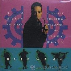 Discos de vinilo: C & C MUSIC FACTORY (MAXI SG) 1991. Lote 26226984