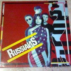 Discos de vinilo: PIROPO-RUSSIANS/MAXISINGLE KONG RECORDS-1994. Lote 26244602