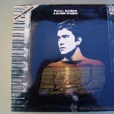 Discos de vinilo: PATXI ANDION - ADONDE EL AGUA - SERIE ESPECIAL DE PHILIPS - VINILO 33 RPM.- CON LAS LETRAS. Lote 26252010