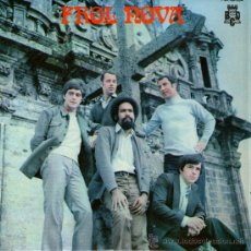 "Discos de vinilo: FROL NOVA - EP SINGLE VINILO 7"" - EDITADO EN ESPAÑA - POTPOURRI GALLEGO + 3 - 1971.. Lote 26260219"