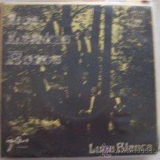 Discos de vinilo: LOS LENTES ROJOS - LUNA BLANCA SG BELGA GRUPO ESPAÑOL RARO!. Lote 26262928