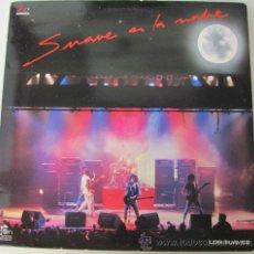 Discos de vinilo: LOS SUAVES - SUAVE ES LA NOCHE - DOBLE LP VINILO EDIGAL 1989. Lote 26268347